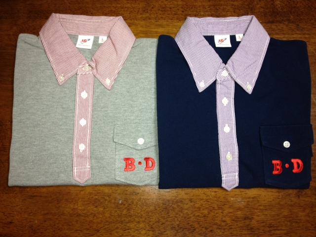 BDシャツ1