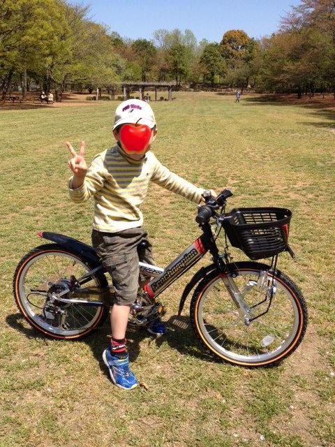 写真 亮 自転車