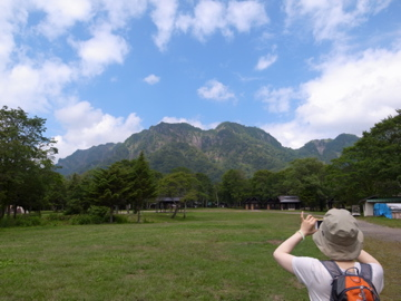 戸隠キャンプ5