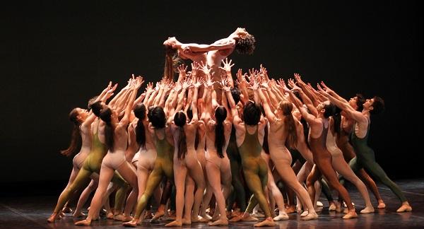 Bejart_Ballet_Lausanne_LeSacreDuPrintemps_春の祭典_モーリス・ベジャール