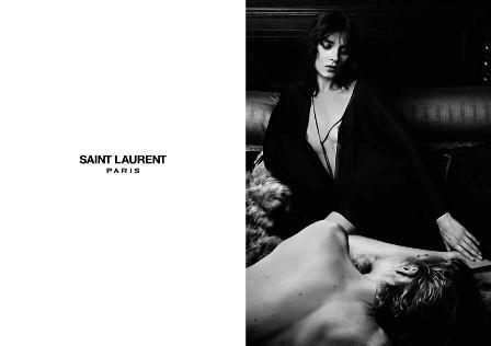 Christopher Owens star in new Saint Laurent Paris campaign shot by Hedi Slimane 4