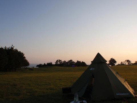 紀伊半島周回キャンプ