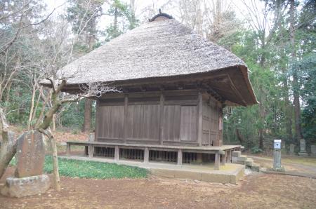 20140202印西八景 観音堂11