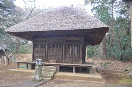 20140202印西八景 観音堂07
