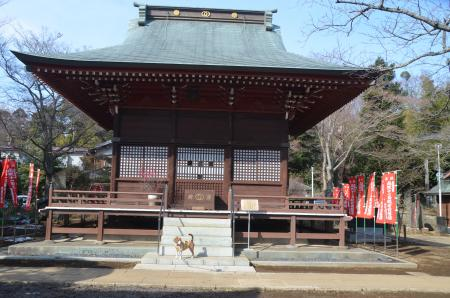 20140206しろい七福神①延命寺05