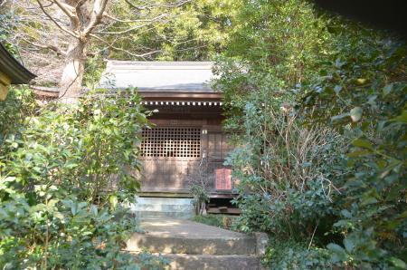 20140206しろい七福神⑦薬王寺07