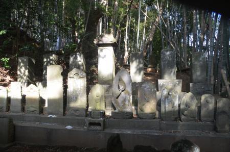 20140206しろい七福神⑦薬王寺13