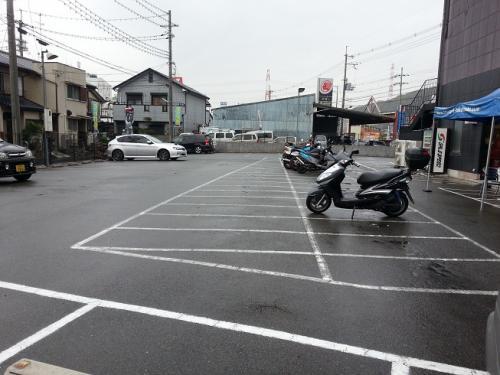 RW高槻駐車場