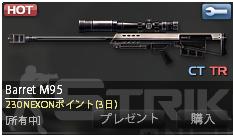 AWP Barret M95