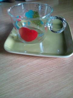 林檎ティーカップ