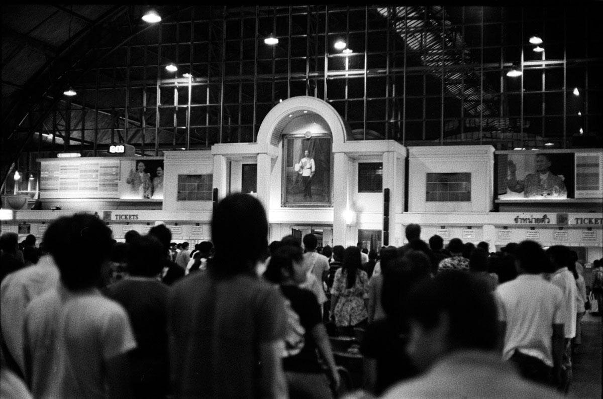 6pm Bangkok Station