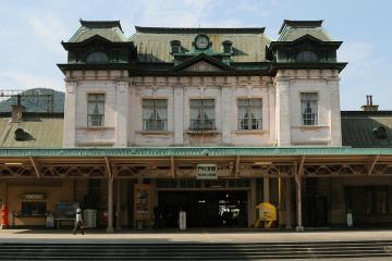 門司港駅改修(3)