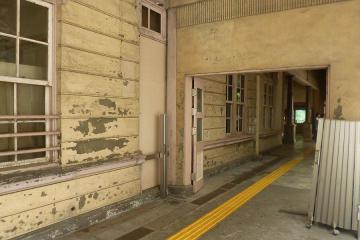 門司港駅改修(7)