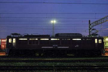 鍋島貨物駅の夜(3)
