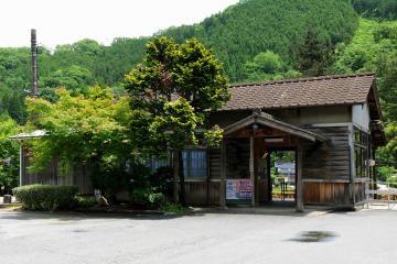 岩山駅(4)