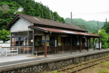 岩山駅(5)