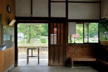 岩山駅(12)