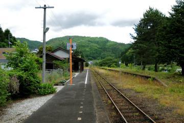 岩山駅(14)