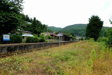 岩山駅(15)