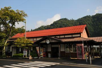 若桜駅(2)