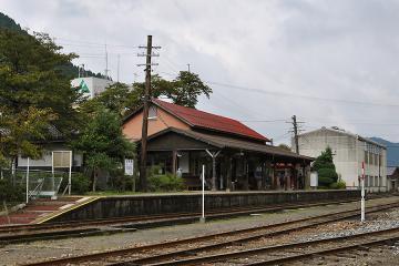 若桜駅(3)