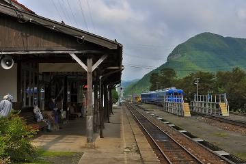 若桜駅(4)
