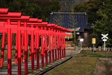 粟津稲生神社(3)