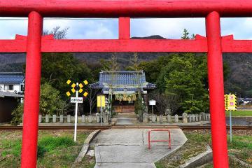 粟津稲生神社(4)