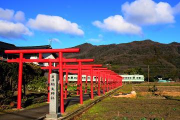 粟津稲生神社(5)