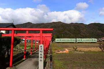 粟津稲生神社(7)