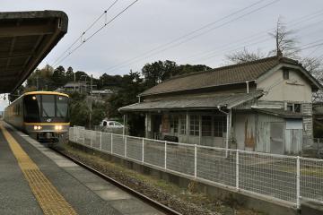 哀愁鹿家駅(2)