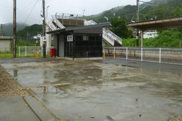 哀愁鹿家駅(4)