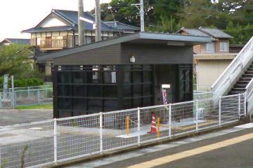 哀愁鹿家駅(5)