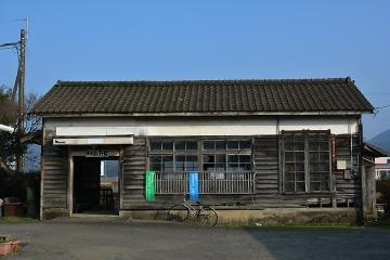 肥前長野駅201402(1)