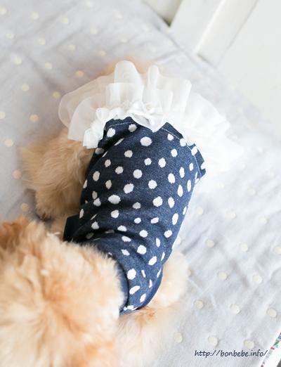 犬 服 ハンドメイド