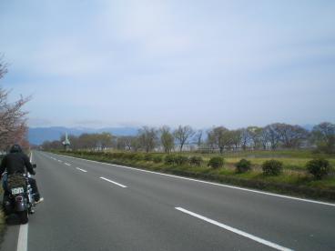 46奥琵琶湖へ