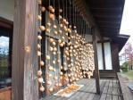 糸川邸縁側
