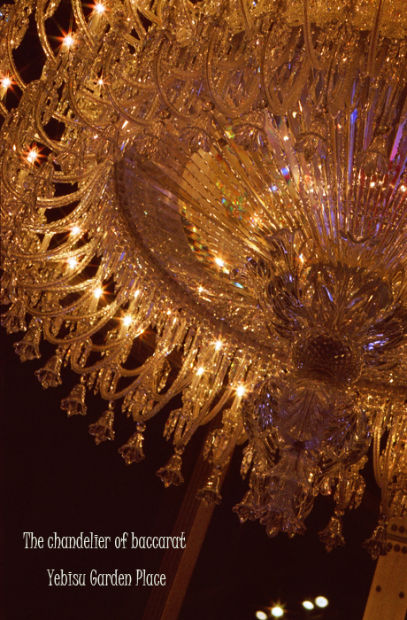 The chandelier of baccarat 6
