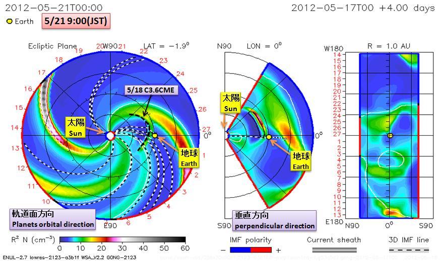磁気嵐解析475