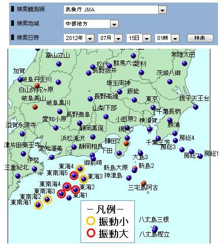 震度の予測222