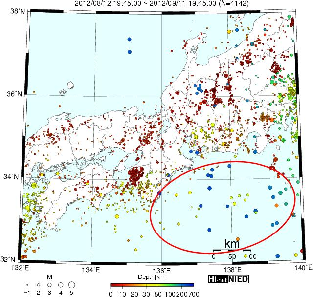 震度の予測246