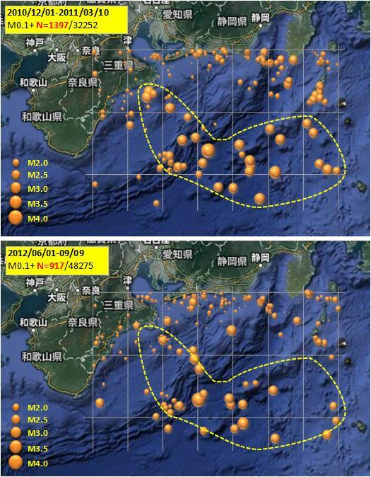 震度の予測247
