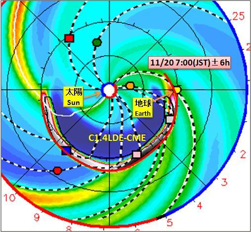 磁気嵐解析847