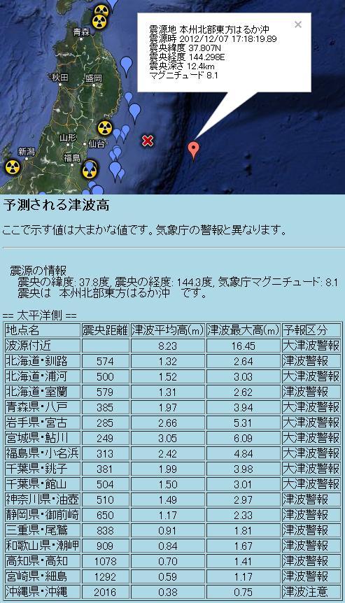 震度の予測345b