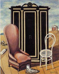 谷間の家具