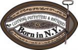 Born in N.Y.