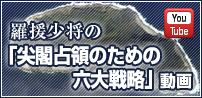羅援少将の「尖閣占領のための六大戦略」動画