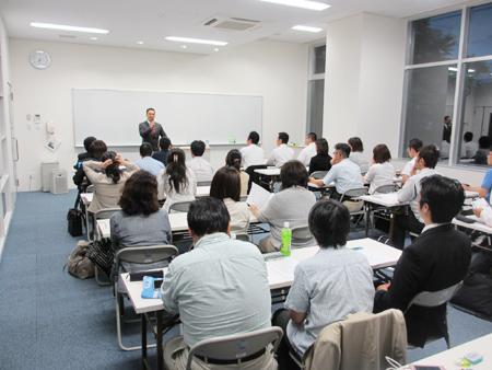 2012年7月4日藤冨雅則氏セミナー