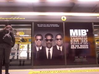 ブラジルの地下鉄