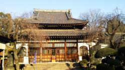 谷中・青雲寺